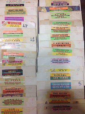 19 JUKE BOX labyrinth last rhythm SUZIE ANN WHY ?
