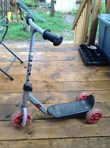 Scooter 3-wheels
