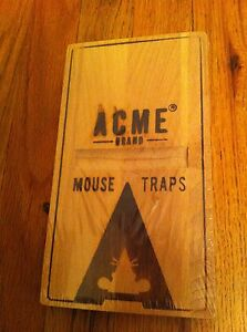 Fred-Cut-The-Cheese-wooden-mouse-trap-board-Christmas-Gag-Gift-Holiday-New-FUNNY