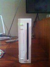 Wii + accessories Gateshead Lake Macquarie Area Preview