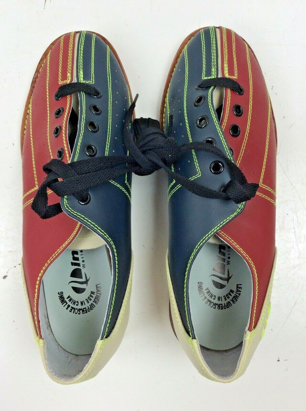 New Pr Linds World IMPEX Bowling Shoes Classic Rental Style