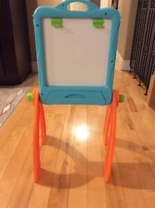 Imaginarium easel (chalk and dry erase)