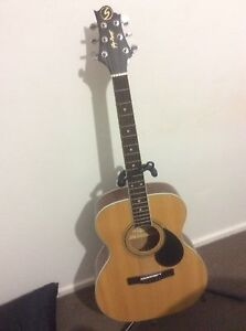 acoustic guitar Eleebana Lake Macquarie Area Preview