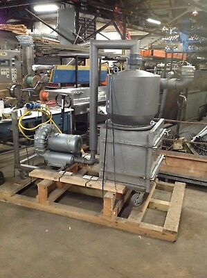 Air Draulic Engineering Master Vacuum Blower System For Foodservice