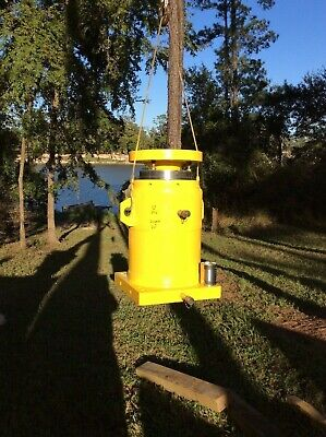 Large Hydraulic Lift Cylinder At 10000 Psi 663 Tons Or-5