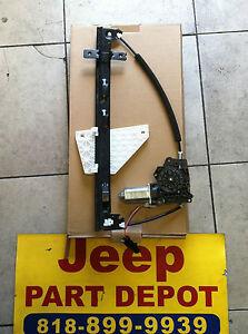Window regulator jeep grand cherokee 2001 rear ebay for 2001 jeep grand cherokee passenger window regulator