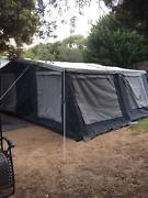 2014 Prime Camper Trailer with full annex Greenwith Tea Tree Gully Area Preview
