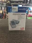 52015 - Microlife Blood Pressure Monitor with Gentle+ Technology Frankston Frankston Area Preview