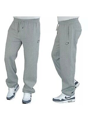 NIKE Mens Sprtwear  Fleece Joggers Pants  in Grey and Navy 534038-410 / 063