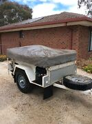 Off road tent trailer Strathfieldsaye Bendigo City Preview