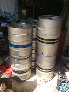 Beer Kegs 50L Cheltenham Hornsby Area Preview
