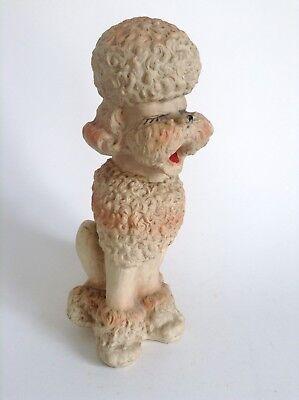 Jolie Figurine Pouet chien  25 CM BON ETAT PLUS    Squeeze Gomma Squeaky