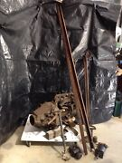 Model T FORD engine, gear box, chassis rails etc Tamborine Ipswich South Preview