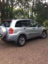 Exclnt Rav 4 not a mark on it will drop to 5k for quick sale Elermore Vale Newcastle Area Preview