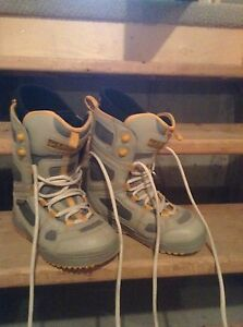Snowboarding Boots, Size 7 Mens