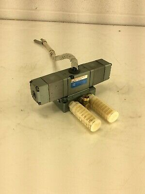 SMC Solenoid Valve, VS4310, 100V, 50/60 HZ, Used, WARRANTY