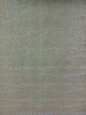 24 oz Pattern Marine Outdoor PONTOON Boat Carpet - 8.5'X25' - Sand - 08