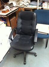 Office Chair Gas Lift Biggera Waters Gold Coast City Preview