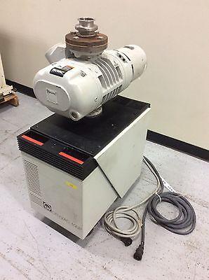 Leybold Dryvac 100p Vacuum Pump W Ruvac Wsu500 Booster Cat. No. 899111