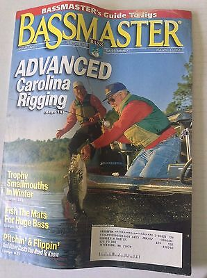 Bassmaster Magazine Advanced Carolina Rigging January 2000 051117Nonrh