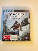 Assassins Creed: Black Flag PS3 Campbelltown Campbelltown Area Preview