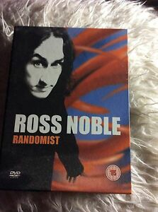 Ross noble dvd Kotara South Lake Macquarie Area Preview