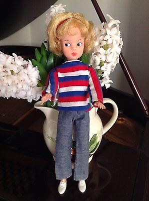 1965 Pedigree Blonde all original Sindy doll Made in England