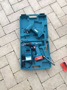 Makita Drill ,torch & charger Stirling Stirling Area Preview