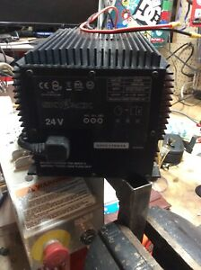 Skyjack battery charger