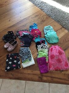 Girls size 7/8 summer clothes