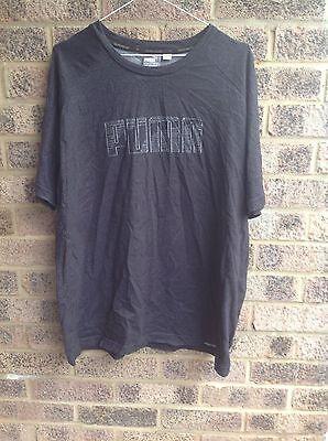 Vintage dark grey puma sports tshirt size XL