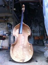 Wanted, old damaged double bass cello stringed instruments Coromandel Valley Morphett Vale Area Preview
