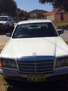 Mercedes 1982 280 SE (new body shape) Palmyra Melville Area Preview