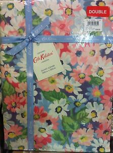 Brand New Cath Kidston Painted Daisy SINGLE Duvet Cover - RRP £50.00