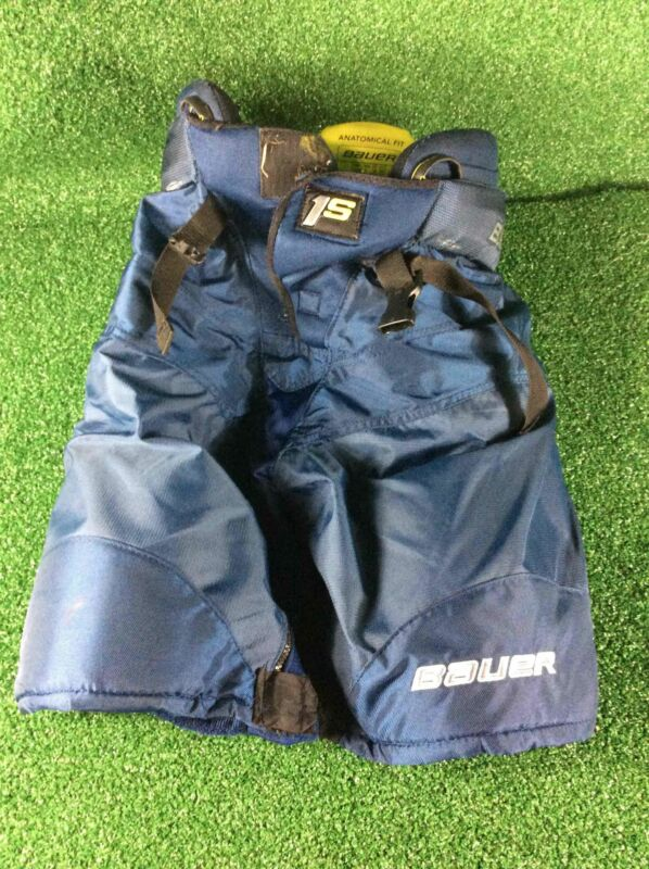 Bauer Supreme 1S Hockey Pants Junior Extra Large (Xl)