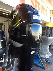 250hp Mercury Verado Outboard Motor 4 stroke S2761 Southport Gold Coast City Preview