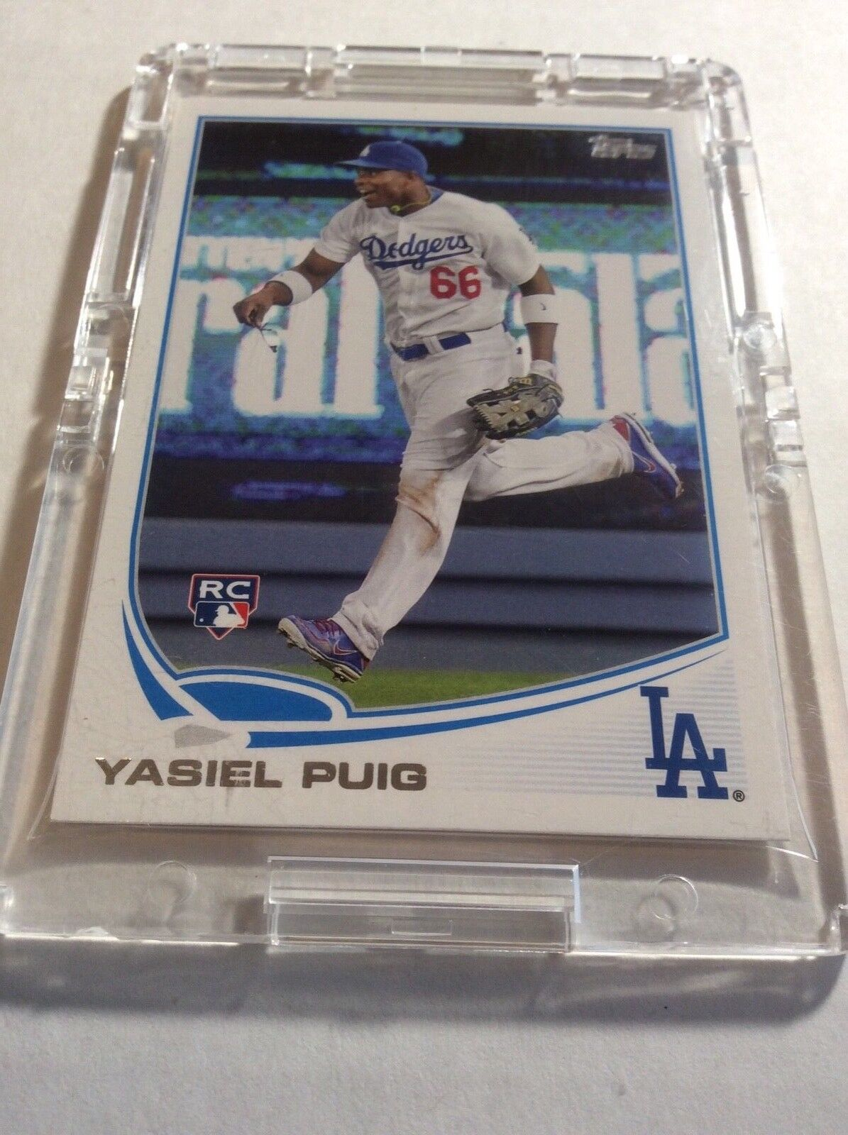 Yasiel 2013 Topps Update RC #US250