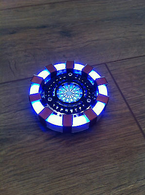 Arc Reactor Wearable Heart Prop for Iron Man Cosplay  - Heart Prop
