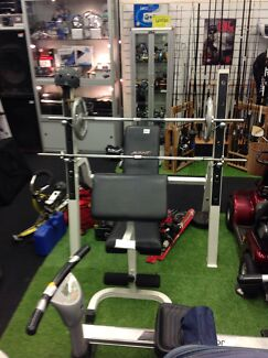 Avanti bench press (weights and bars sold separately) Midland Swan Area Preview