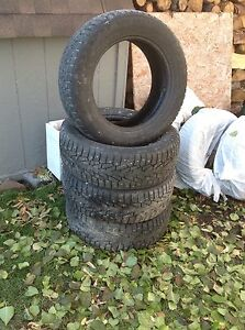 Winter tires studded 225-60 R17