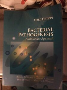 Bacterial Pathogenesis third edition