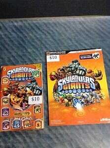 SKYLANDERS GIANTS OFFICIAL GUIDE BOOKS Guildford Swan Area Preview