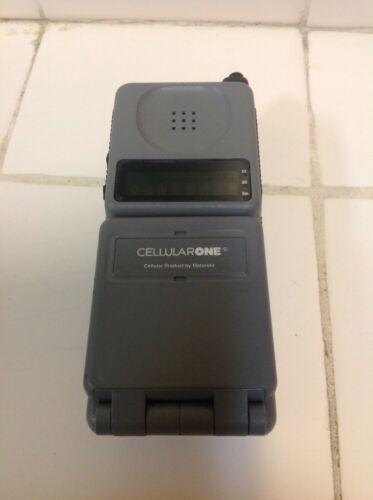 Motorolla Cellular One VIntage Flip Phone