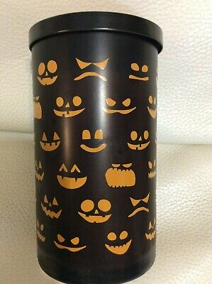 Yankee Candle One (1) Trick or Treat 12oz Med Perfect Pillar Halloween Free ship