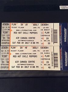 Red Hot Chili Peppers - ACC