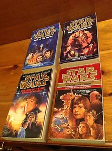 Star Wars Books Bestseller Windsor Region Ontario image 2