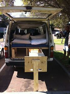 Hiace Campervan 212000km. Awesome fit out Margaret River Margaret River Area Preview