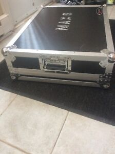 Flight Mixing Console Ata Case by Odyssey Innovative Designs