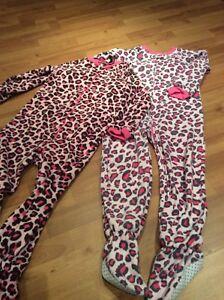 Pyjama de polar 5 ans