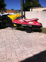 1999 seadoo gsx limited & trailer Clear Island Waters Gold Coast City Preview